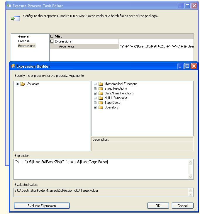 Java Unzip File